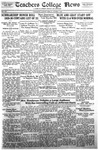Daily Eastern News: October 07, 1930 by Eastern Illinois University
