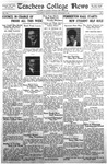 Daily Eastern News: September 08, 1930 by Eastern Illinois University