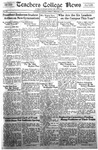 Daily Eastern News: February 03, 1931 by Eastern Illinois University