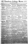 Daily Eastern News: January 27, 1931 by Eastern Illinois University
