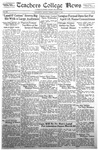 Daily Eastern News: March 17, 1931 by Eastern Illinois University