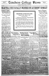 Daily Eastern News: May 19, 1931