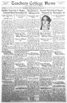 Daily Eastern News: November 10, 1931 by Eastern Illinois University