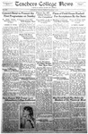 Daily Eastern News: November 17, 1931 by Eastern Illinois University