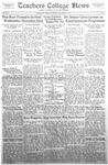 Daily Eastern News: November 24, 1931 by Eastern Illinois University
