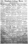 Daily Eastern News: September 22, 1931 by Eastern Illinois University