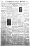 Daily Eastern News: September 29, 1931 by Eastern Illinois University