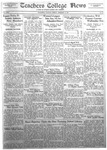 Daily Eastern News: December 13, 1932 by Eastern Illinois University