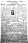 Daily Eastern News: February 23, 1932 by Eastern Illinois University