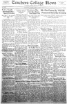 Daily Eastern News: March 01, 1932 by Eastern Illinois University