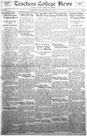 Daily Eastern News: May 03, 1932 by Eastern Illinois University
