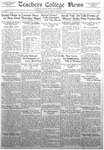 Daily Eastern News: November 08, 1932 by Eastern Illinois University