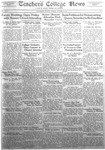 Daily Eastern News: October 11, 1932 by Eastern Illinois University