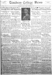 Daily Eastern News: September 13, 1932 by Eastern Illinois University