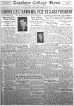 Daily Eastern News: September 27, 1932 by Eastern Illinois University