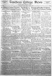 Daily Eastern News: January 10, 1933 by Eastern Illinois University