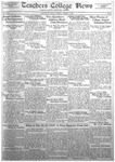 Daily Eastern News: January 17, 1933 by Eastern Illinois University