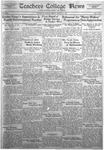 Daily Eastern News: January 31, 1933 by Eastern Illinois University