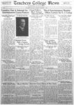 Daily Eastern News: November 07, 1933 by Eastern Illinois University