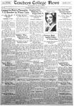Daily Eastern News: November 21, 1933 by Eastern Illinois University