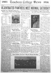 Daily Eastern News: October 13, 1933