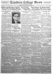 Daily Eastern News: September 12, 1933 by Eastern Illinois University