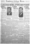 Daily Eastern News: September 26, 1933 by Eastern Illinois University