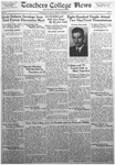 Daily Eastern News: December 18, 1934 by Eastern Illinois University