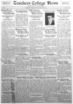 Daily Eastern News: February 06, 1934 by Eastern Illinois University