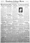 Daily Eastern News: February 13, 1934 by Eastern Illinois University