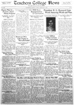 Daily Eastern News: February 20, 1934 by Eastern Illinois University
