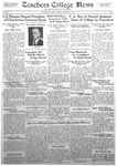 Daily Eastern News: February 27, 1934 by Eastern Illinois University