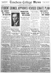 Daily Eastern News: January 23, 1934 by Eastern Illinois University