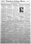Daily Eastern News: January 30, 1934 by Eastern Illinois University