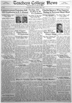 Daily Eastern News: June 11, 1934 by Eastern Illinois University
