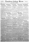 Daily Eastern News: March 20, 1934 by Eastern Illinois University