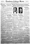 Daily Eastern News: May 08, 1934 by Eastern Illinois University