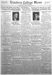 Daily Eastern News: November 06, 1934 by Eastern Illinois University