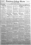 Daily Eastern News: November 20, 1934 by Eastern Illinois University