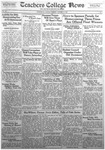 Daily Eastern News: October 16, 1934 by Eastern Illinois University