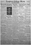Daily Eastern News: September 11, 1934 by Eastern Illinois University