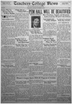 Daily Eastern News: September 18, 1934 by Eastern Illinois University