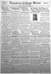 Daily Eastern News: September 25, 1934 by Eastern Illinois University