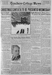 Daily Eastern News: December 17, 1935 by Eastern Illinois University