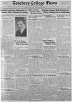 Daily Eastern News: January 08, 1935 by Eastern Illinois University