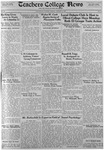 Daily Eastern News: January 15, 1935 by Eastern Illinois University