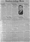 Daily Eastern News: January 29, 1935 by Eastern Illinois University