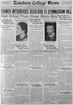 Daily Eastern News: March 12, 1935 by Eastern Illinois University