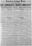 Daily Eastern News: March 26, 1935 by Eastern Illinois University