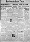 Daily Eastern News: October 01, 1935 by Eastern Illinois University